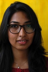 Tanya Pandey- Author Primary Colours