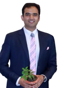 Gautam Rajgarhia DPS Varanasi